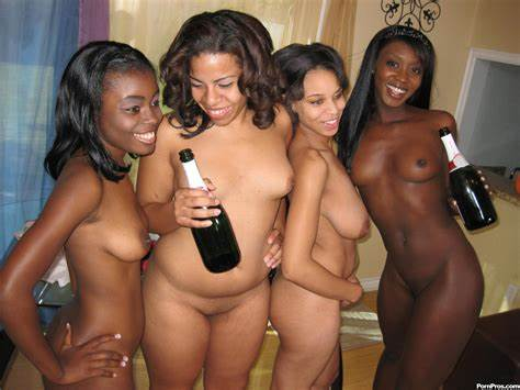 Dick Group Blacks Girls