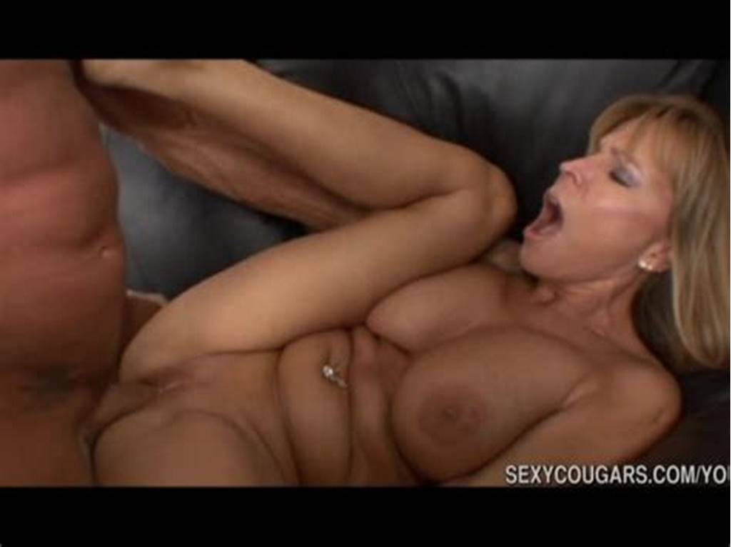 #Sexy #Cougar #Nailed #By #Big #Dick #Stud