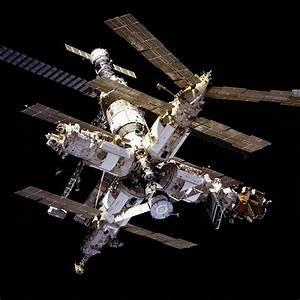 Mir  Station Spatiale   U2014 Wikip U00e9dia