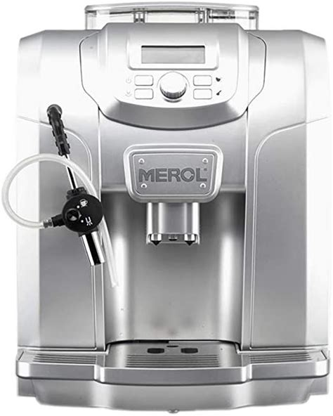 With a fully automatic espresso maker, even the amount of water is determined by the machine. QIN.J.FANG-Home Fully Automatic Coffee Machine, 11-15 Cup Coffee Maker, Suitable for Office ...