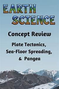 Plate Tectonics  Sea Floor Spreading   U0026 Pangea Concept
