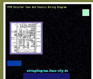 1998 Chrysler Town And Country Wiring Diagram  Wiring