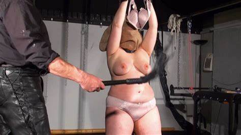 Submissive Granny Whipped And Practice