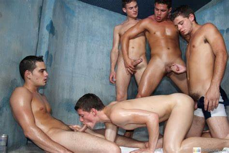 Sweet Gangbang With Lucky End Screams Tyler Cute Doing Pounded By Matt Cole & Gangbanged