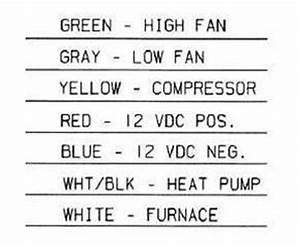 Coleman Mach 15 Ac Wiring Question
