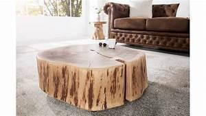 Rondin De Bois Table : rondin souche en bois pour table basse ~ Teatrodelosmanantiales.com Idées de Décoration