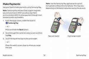 Samsung Gear S3 Sm