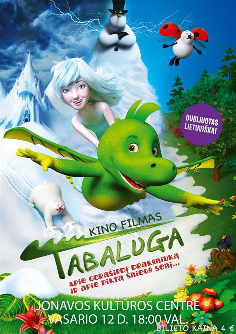 "Kino filmas ""Tabaluga"