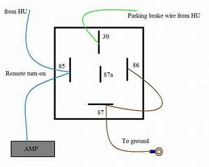 Parking Brake By Pass   - Ranger-forums