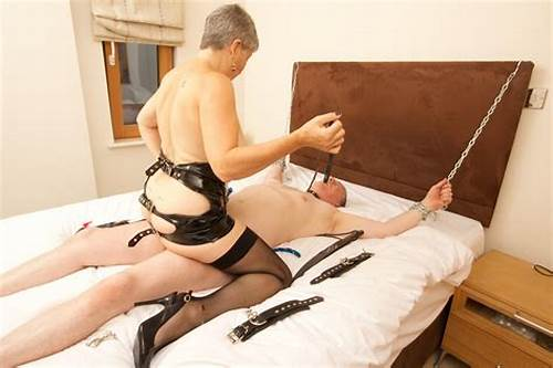 Classy British Mistress On Her Bed #Savana #And #Her #Slave