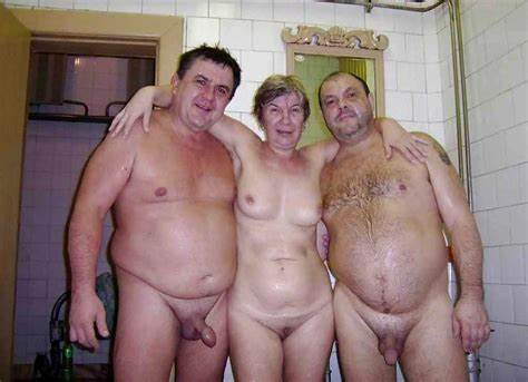 Three Men Love Poundings Sultry Fat Mature