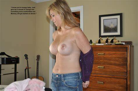 Bodies Cougar Teases With Her Large Jugs