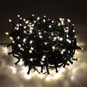 Led Weihnachtsbeleuchtung Außen : led lichterkette weihnachtsbeleuchtung outdoor warmwei 80 800 led innen au en ebay ~ A.2002-acura-tl-radio.info Haus und Dekorationen