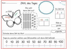 Unter Der Woche Englisch : zahl des tages dieschulinsels webseite schule mathe unterrichten schule und montessori ~ Watch28wear.com Haus und Dekorationen