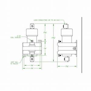Mercury Contactor 100no