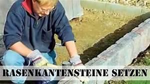 Rasenkantensteine Beton Maße : rasenkantensteine setzen youtube ~ A.2002-acura-tl-radio.info Haus und Dekorationen