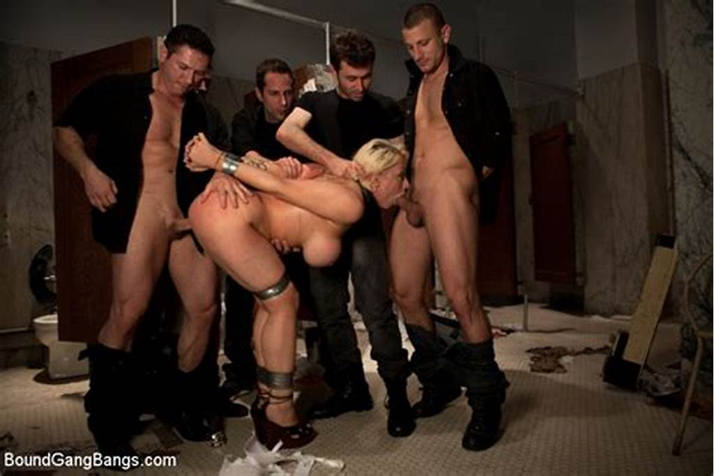 #Lusty #And #Curvy #Blonde #Candy #Manson #In #Bondage #And #Getting