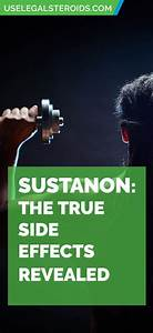 Sustanon  The True Side Effects Revealed  Bodybuilding  Fitness  Steroids  Sideeffect  Muscle
