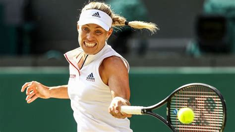 Get the latest player stats on angelique kerber including her videos, highlights, and more at the official women's tennis association website. Angelique Kerber wins Wimbledon, keeps Serena Williams ...