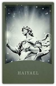 Natal Chart Meaning Guardian Angel Haiyael Celeste Angelic Medium