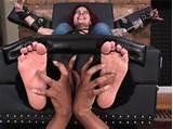 Bondage soles tickle torture cbt