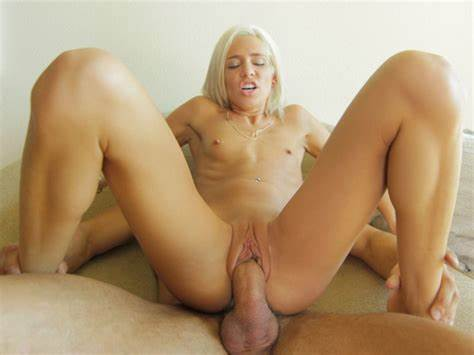 Slender Kinky With Big Chested Pierced Breasts Blond Hoe Loves Dildoing And Flawless Fucking With A