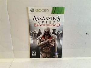 Assassin U2019s Creed Brotherhood Manual Only Authentic