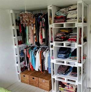 Kleiderstange Für Schrank : die besten 25 kleiderschrank selber bauen ideen auf pinterest einbauschrank selber bauen ~ Whattoseeinmadrid.com Haus und Dekorationen