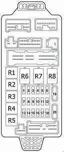 2011 Mitsubishi Lancer Fuse Box Diagram