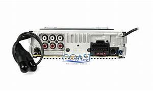 Sony Cdx M60ui Marine Receiver Xscorpion Umrh 888w White