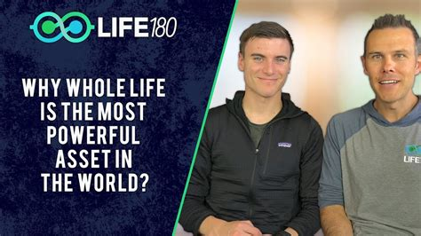 These include homes and cars and. Why Whole Life Insurance Is One of The Most Powerful Assets In The World - YouTube