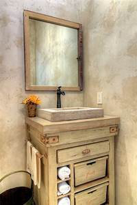 meuble salle de bains pas cher 30 projets diy With salle de bain design avec vasque en pierre pas cher