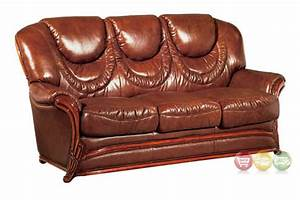 european updated traditional umber genuine leather sleeper With genuine leather sectional sleeper sofa
