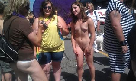 Teen Nude Parade