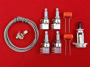 Wiring Kit - Jimmy Page Les Paul U00ae Style