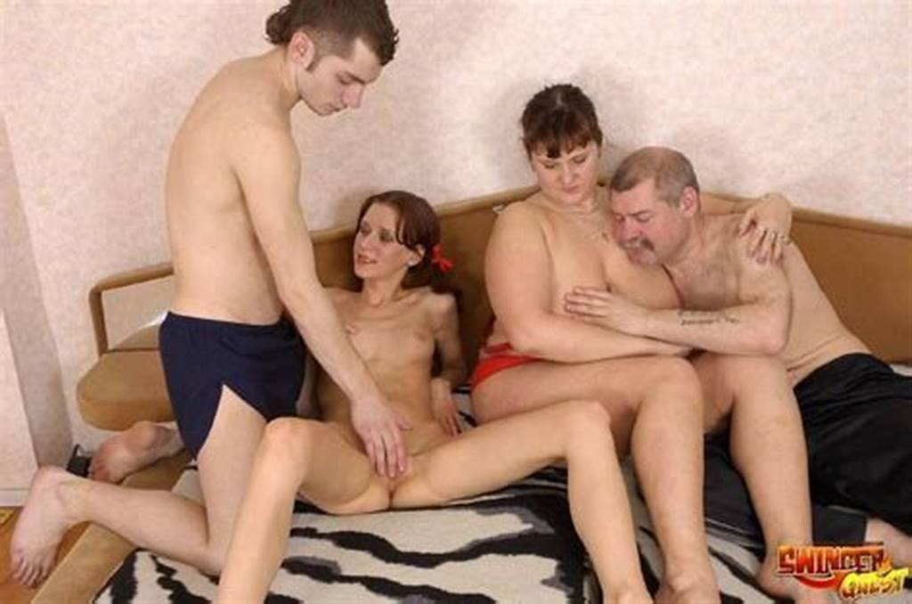 #Old #& #Young #Swinger #Couple #2