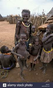 Painet Ha0873 6114 South Sudan Lolim Toposa Village Narus Country Stock Photo