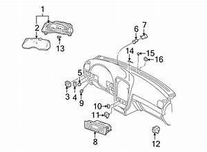 Ford Thunderbird Headlight Switch