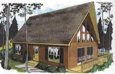 C124721 2 by Hallmark Homes Cape Cod Floorplan Modular