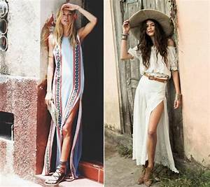 style hippie chic 2017 With vêtements chics femme