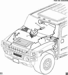 2006 Hummer H2 Brake Line Diagram