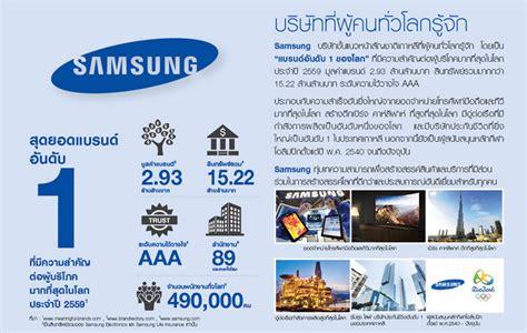 Finance in chiang mai, thailand. งาน SAMSUNG LIFE Insurance