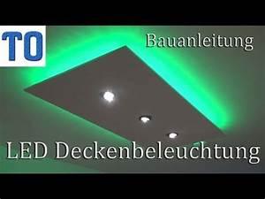 Lampe Indirektes Licht : led deckenleuchte selber bauen direktes und indirektes ~ A.2002-acura-tl-radio.info Haus und Dekorationen