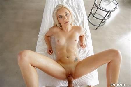 Teen Blonde Petite Nude