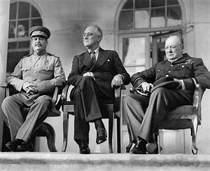 the inside story of how roosevelt churchill and stalin