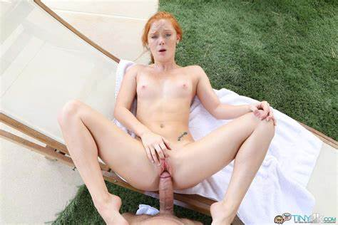 Adorable Freckles Woman Fucking Ready For Some
