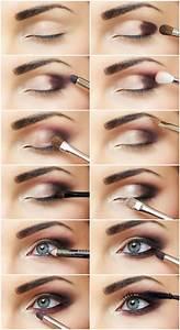 Smokey Eyes Blaue Augen : smokey eyes schminken schritt f r schritt bilder blaue augen beauty makeup make up in 2019 ~ Frokenaadalensverden.com Haus und Dekorationen