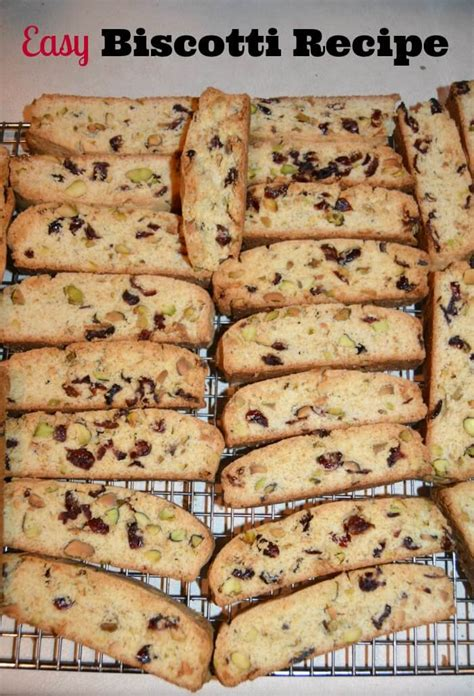 This link is to an external site that may or may not meet accessibility guidelines. White Chocolate Cranberry Biscotti Recipe | Family Focus Blog