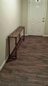 Long, And, Skinny, Entry, Way, Table