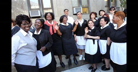 recherche femme de chambre les femmes de chambre de york en soutien à nafissatou